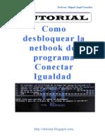 Como Desbloquear la Netbook del programa Conectar Igualdad