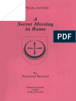 AMORC - A Secret Meeting in Rome
