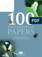 100 Influential Papers