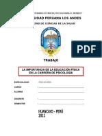 IMPORTANCIA DE LA EDUCACIÓN FÍSICA EN LA CARRERA PSICOLOGÍA.docx