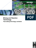 Mixing and Reaction Tech-e (Mezcladores)