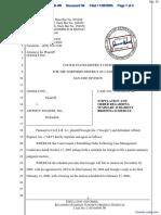 Google, Inc. v. Affinity Engines, Inc. - Document No. 59