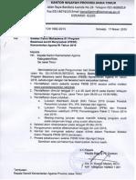 Seleksi Calon Mahasiswa S1 Program Beasiswa Santri Berprestasi (PBSB) Kementerian Agama RI Th.2015