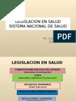 Legislacion en Salud