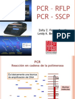 Exp. de Gentica Rflp y Sscp