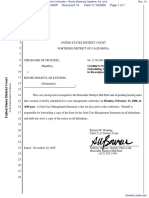 Board of Trustees of the Leland Stanford Junior University v. Roche Molecular Systems, Inc. et al - Document No. 14