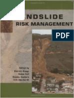 Landslide Risk Management (2005) - Oldrich Hungr