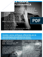 Psicoterapia Dinamica Breve (1)