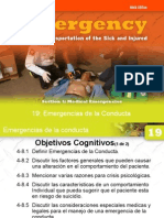 19 Emergencias de La Conducta