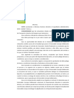 Pliego Transporte Moreno (2015-2025)
