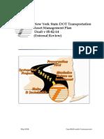 New York State DOT Transportation-Asset-mgmt-plan