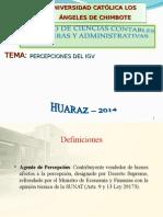 PERCEPCIONES IGV.ppt