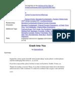 Crash Into You.pdf