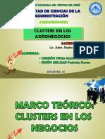 Clusters en Los Agronegocios