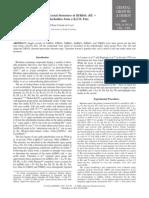 Crystal Growth & Design Volume 6 issue 6 2006 [doi 10.1021%2Fcg050605c] Macquart, René B.; Smith, Mark D.; zur Loye, Hans-Conrad -- Crystal Growth and Single-Crystal Structures of RE RhO 3 (.pdf