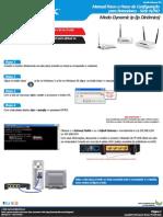 1.Roteador Em Modo IP DINAMICO v2