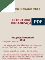 4- Estrutura e Organização Projovem Urbano 2012[2]