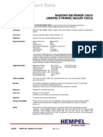 Pds Hempel's Maestro Water Borne Primer 28830 en-gb (1)