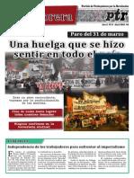 Voz Obrera N°8 - Abril 2015