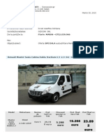 Oferta Master Sasiu Cab Dubla L3 OZICON SRL-1