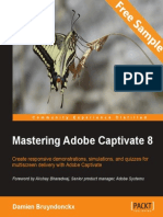 Mastering Adobe Captivate 8 - Sample Chapter