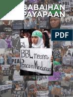 Kababaihan at Kapayapaan Issue No. 3