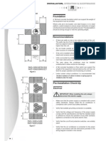 SKM PACKAGED UNIT O&M Manual