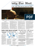 The Daily Tar Heel for Apr. 8, 2015