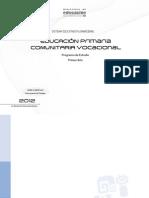 D. Planes Programas Primaria 2
