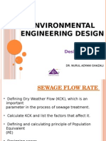 Environmental Engineering Design