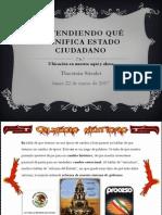 Entendiendo Qué Significa Estado Ciudadano PDF