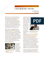 featuredarticle dogsandvets