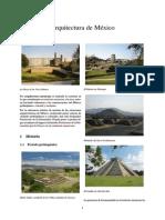 Arquitectura de México