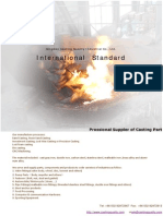 ASTM A995 A995M Castings Austenitic Ferritic Duplex Stainless Steel