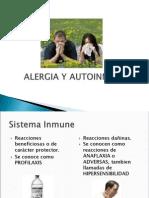 Alergia y Autoinmunidad