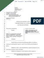 Hawkins v. KPMG LLP et al - Document No. 10