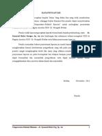 Kata Pengantar Paper Anestesi TRI