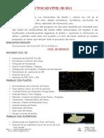 Temario Autocad Civil 3d 2015