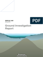 GDR 00 1-001 Ground Investigation Report_January 2014