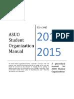 2014-15 Programs Manual