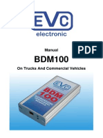 Bdm 100 Truck