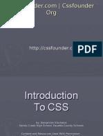 Css Founder.com | Cssfounder Org