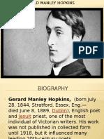 Gerald Manley Hopkins