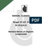 98856123 Bansal Classes