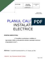 X_Plan Calitate Electrice