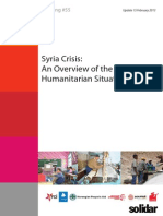 syriancrisis update