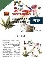 EXPOSICION DROGAS