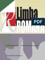 Limba Romana -Strai de Purpura Si Aur
