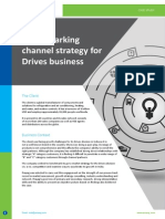 CS-Benchmarking Channel Strategy for Drives Business