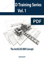 Archicad 18 Training vol.1